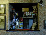 thumbnail of the serving hatch in the Big bar of The Birch Hall Inn, Beck Hole