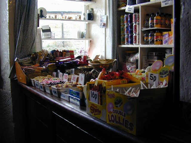 thumbnail of the sweetshop at the Birch Hall Inn, Beck Hole
