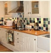 Kitchen in Hill Farm Cottages