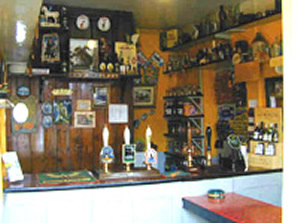 Inside the Little Bar